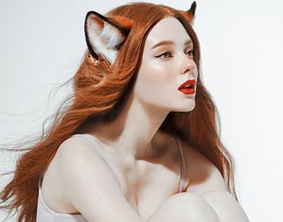 she-fox