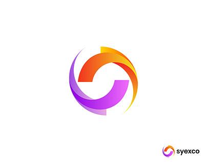 Abstract S Logo Design, Modern S