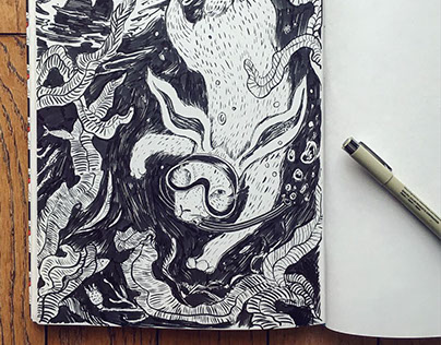 Sketchbook (ongoing collection)
