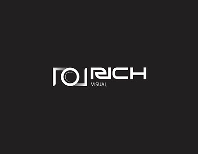 Logo réalisé pour Rich Visual