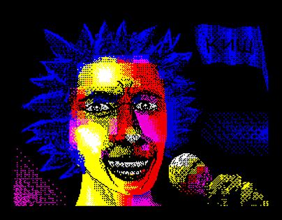 King of jesters(Король шутов) - ZX-Spectrum