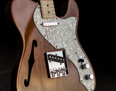 Telecaster Thinline Classic Vibe