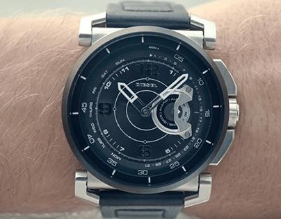 DIESEL Smartwatch Official