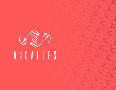 A3Calles Identidad Visual