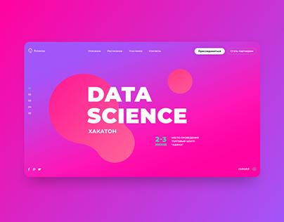 Datascience Hackathon Concept