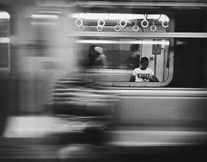 METRO STUFF - MOBILE PHOTOGRAPHY