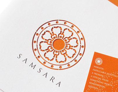 Samsara - Leaflet + Brochure Design