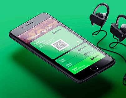 Spotify / Estratégia Mobile