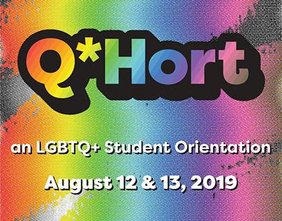 Q*Hort event logo