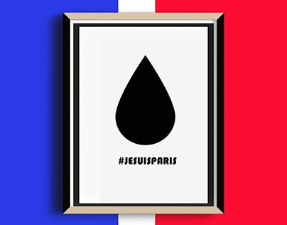 Hommage #jesuisparis