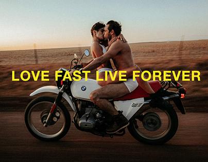 LOVE FAST