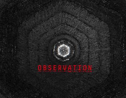 OBSERVATION - Title Sequence Design
