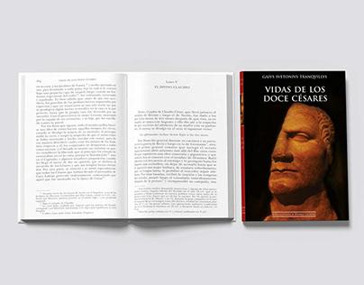"""Libro """"Vida de los doce..."""" - Bibliotheca Homo Legens"""