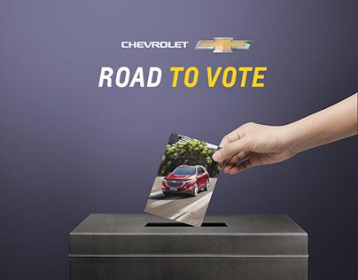 Chevrolet Road to Vote