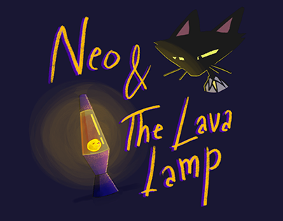 Neo And The Lava Lamp