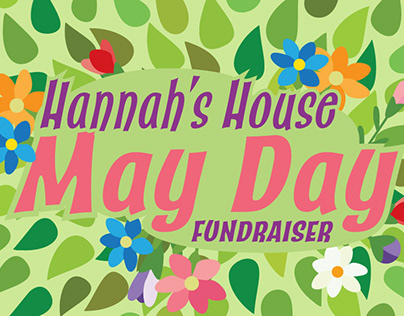 May Day Fundraiser Poster
