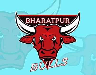Bharatpur Bulls logo