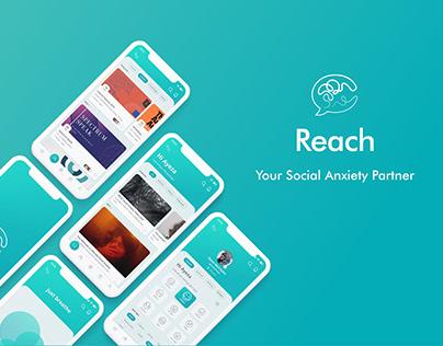 Reach - Social Anxiety App