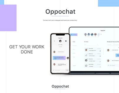 business chat app, improve work flow