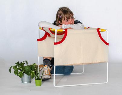 caterpillar chair