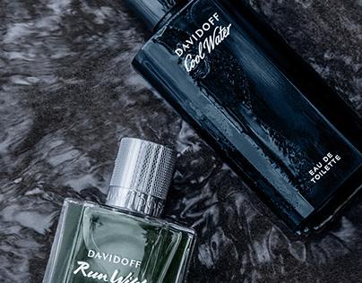 DAVIDOFF Parfums Cool Water & Run Wild