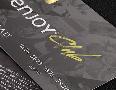 Tarjetas EnjoyClub - Casinos Enjoy