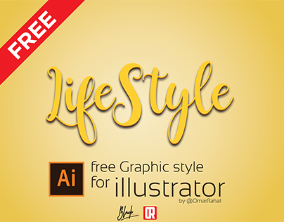 free graphic style