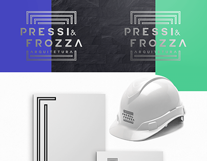 Pressi & Frozza Arquitetura :. Marca