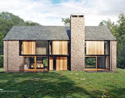 Casa inspirada the nook studio arquitectura