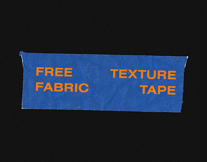 9 FREE HQ FABRIC TAPE STRIPS