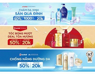 CPC Shop in Shop on Sendo - November Campaign