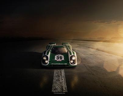 Porsche 917K Salzburg Grün