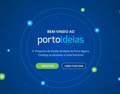 Programa de inovação Porto Seguro
