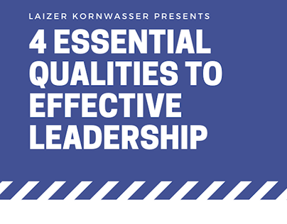 4 Essential Qualities to Effective Leadership