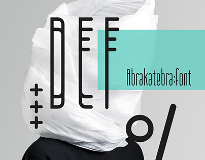 Abrakatebra Font