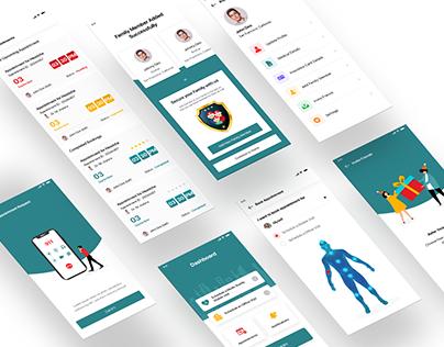 Medic Buddy - Health Application