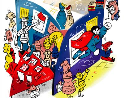 KomMissia 2020 poster
