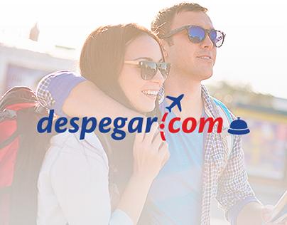 Despegar.com design concept
