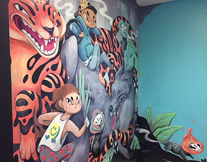 Epuni Youth Mural