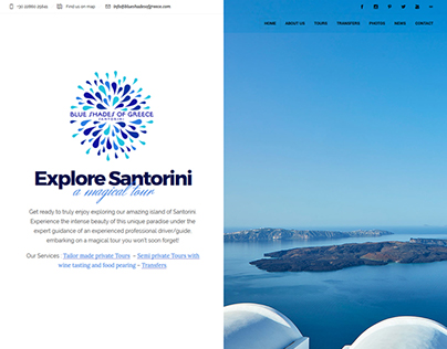 Private Touring Santorini