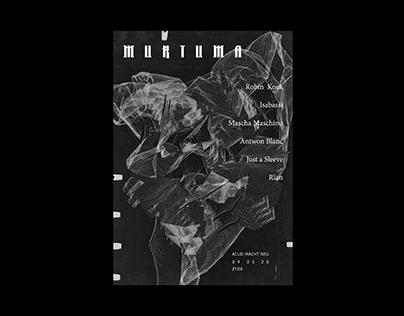 Event Poster for MURTUMA Berlin