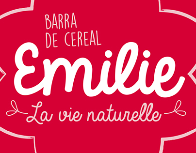 Packaging Barras Emilie