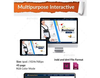 Multipurpose Interactive PDF