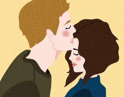 *Kiss