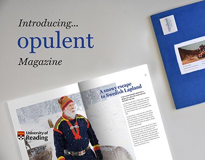 Opulent Magazine