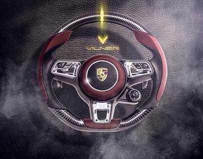 luxury steering wheels