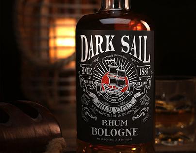 Rhum Bologne, Dark Sail