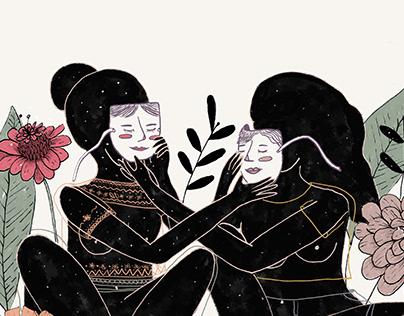 Mujeres Constelación (Dororidade)