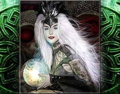 My Lady Queen Aethel (Desktop version)