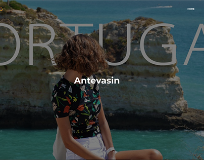 Site Antevasin Portugal